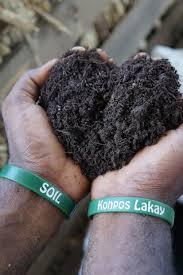 SOIL is building urine diverting composting toilets in Haiti