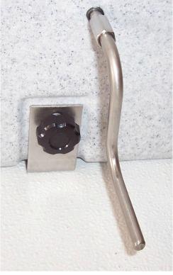 Nature's Head crank handle