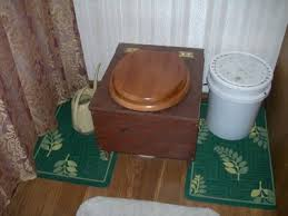 Home built composting toilet