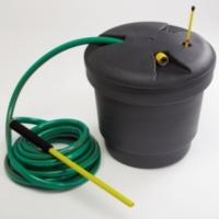 Separett composting toilet Ejektortank
