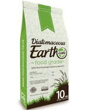 diatomaceous earth